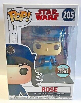 ROSE 205 Funko SPECIALTY SERIES POP! vinyl figure New In Package RARE Star Wars