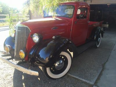 1937 Chevrolet Other  1937 Chevrolet Pick Up 1/2 ton
