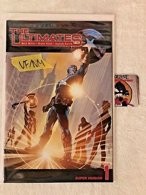 The Ultimates Super-Human #1 VF/NM