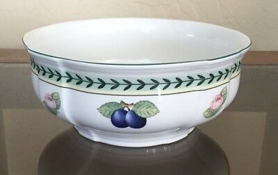 Villeroy & Boch French Garden Fleurence Round Serving Vegetable Bowl / Germany