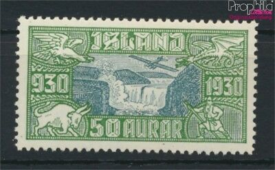 Iceland 145 unmounted mint / never hinged 1930 millennium (9077384