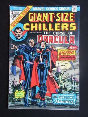 Giant-Size Chillers #1 MARVEL 1974 - ORIGIN/1st app Lilith; Dracula's daughter!