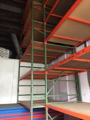 Pallet Racks/Metal Steel Shelving for Storage or Industrial Use