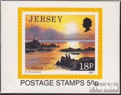 united kingdom - Jersey MH0-9 (complete issue) unmounted mint / never hinged 197