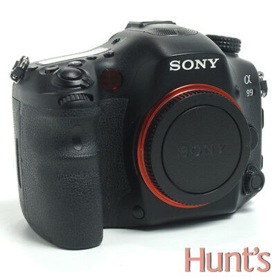 SONY alpha A99v 24.3MP FULL FRAME TRANSLUCENT MIRROR DIGITAL SLR CAMERA BODY