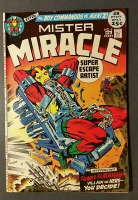 Mister Miracle 6  Lot Of Photos 4 You To See
