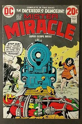 Mister Miracle 13 Lot Of Photos 4 You To See