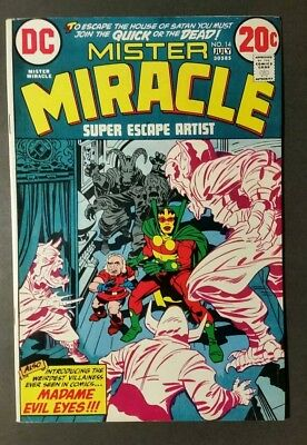 Mister Miracle 14 Lot Of Photos 4 You To See