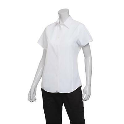 Chef Works Women's Cool Vent Cooks Shirt - Solid Colors - All Sizes