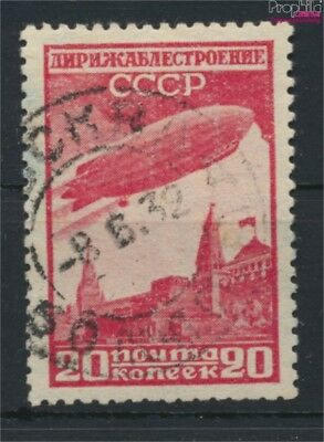 Soviet Union 399D y A fine used / cancelled 1931 air ship (9109042