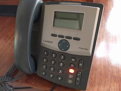 Linksys SPA922 IP Phone