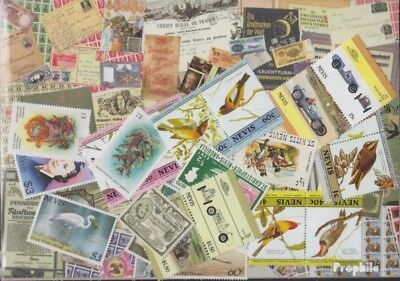 Nevis Stamps-25 different stamps
