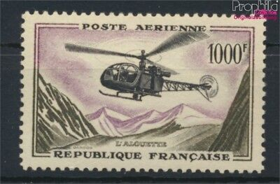 France 1177 (complete issue) unmounted mint / never hinged 1958 Airma (9119765