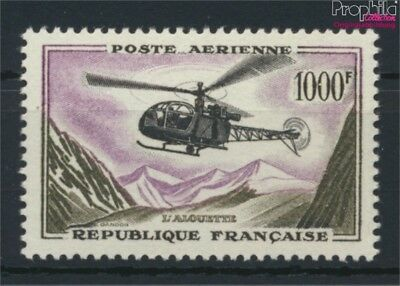 France 1177 (complete issue) unmounted mint / never hinged 1958 Airma (9119762