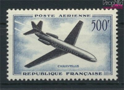 France 1120 (complete issue) unmounted mint / never hinged 1957 Airma (9119773