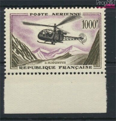 France 1177 (complete issue) unmounted mint / never hinged 1958 Airma (9119763