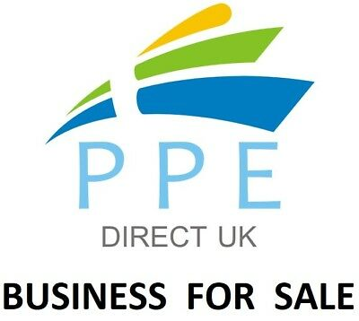 Workwear / PPE / Footwear / Cotton Aprons BUSINESS FOR SALE + £50,000 RRP Stock