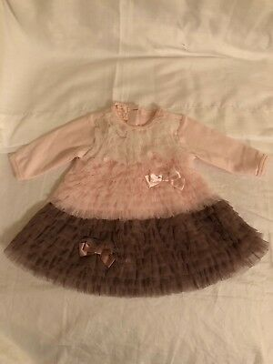 Baby Biscotti Infant Girl's Dress Size 3 Months