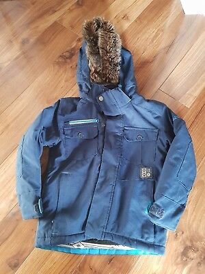 kids navy dare2b jacket. age 5-6 years. Great condition