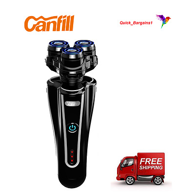 Canfill rechargeable electric shaver razor trimmer new and boxed Free Post