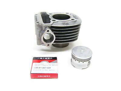 Genuine SYM Megalo 125 Set Cylinder, PISTON AND PISTON RINGS et : 12100-m92-000