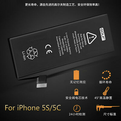 Battery For Apple iPhone 5S 5C