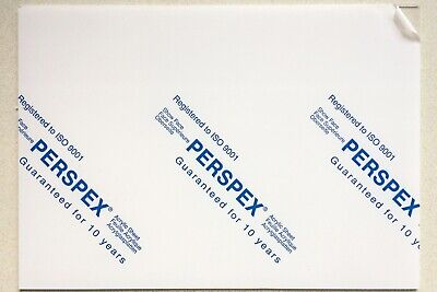 Polycarbonate Clear Plastic Sheet 2mm,3mm,4mm,5mm,6mm,8mm,10mm,12mm [A4, A5, A6]