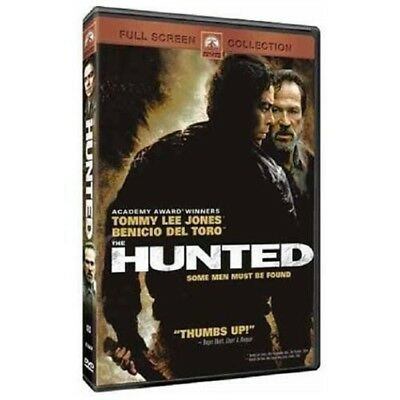 The Hunted (DVD, 2003, Full Screen, *Disc Only, No Case*) - Ships in 12 hours!!!