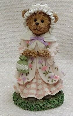 "Boyd's Bears ""Abigail... A Step Back in Time"" Williamsburg Collection 180125"