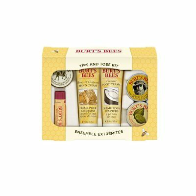 Burt's Bee Tip's and Toes Kit