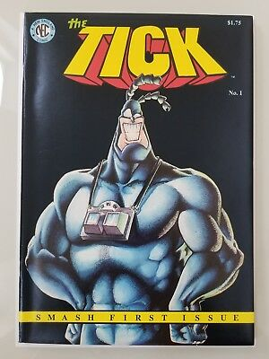 THE TICK #1 FIRST PRINT High Grade.