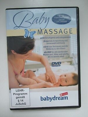 Baby Massage Babymassage DVD