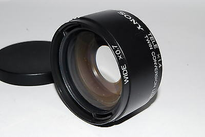 [EXC+++]SONY VCL-TW37ATWIN CONVERSION LENS for HADYC From Japan