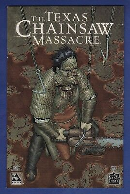 Texas Chainsaw Massacre : Special #1  Lurking Variant 1/1500 Avatar 2005