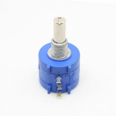 5 Pcs 3590S-2-103L 10K Ohm Rotary Wirewound Precision Potentiometer Pot 10 Turn