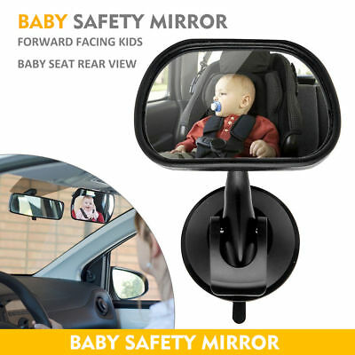 Universal Car Rear Seat View Mirror Baby Child Safety with Suction cup fittings