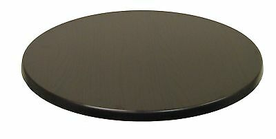 "ATC Werzalit Wood-Look Table Top, 28"" D, Wenge (Pack of 2) 28"" Diameter New"