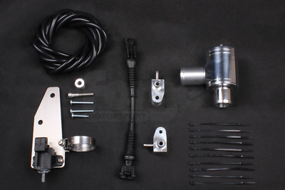 Forge FMDVF500R Fiat Abarth 500 Recirculating Dump Valve Plus Fitting Kit