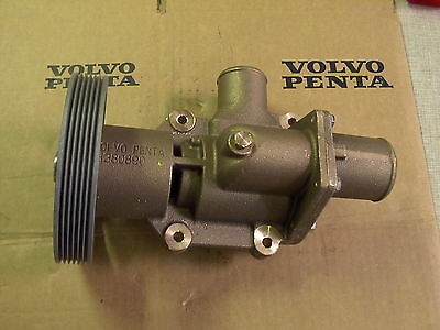 Volvo Penta  D6 Raw Water Pump 21380890