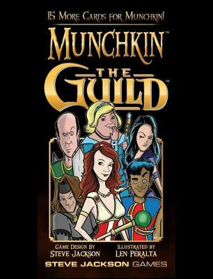 Munchkin Booster: The guild (english)