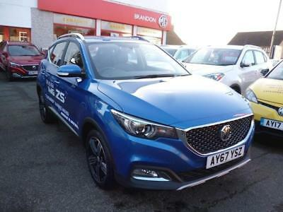 MG Mg Zs 1.5 Exclusive Hatchback