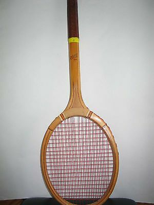 1950s Vintage Made by DR Tennis Racket