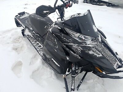 2016 Arctic Cat XF 8000 High Country LTD