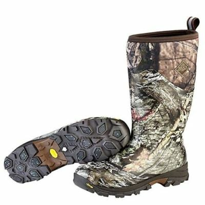 New Muck Boot Co. Woody Arctic Ice Camo Boots AVTV-MOCT