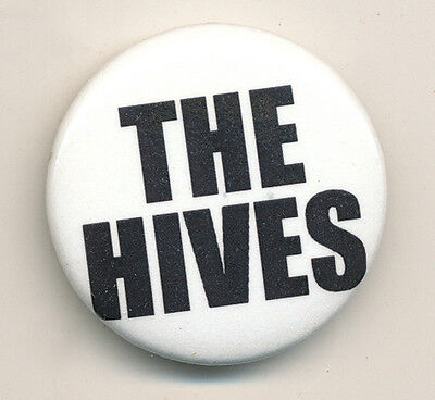 The Hives RARE promo button