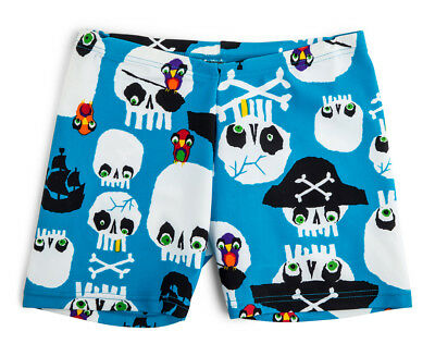WaveRat Baby/Toddler Boys' Jolly Roger Trunk - Electric