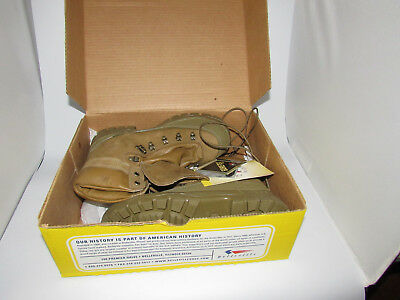 """Belleville 950 Mountain Combat Boots Lined Water Proof Coyote 8"""" Gore-Tex    Mmb"""