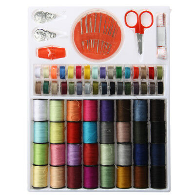 SET REQUIRED From 64 SEWING THREAD SEWING NEEDLE SEWING A BOBBIN SS