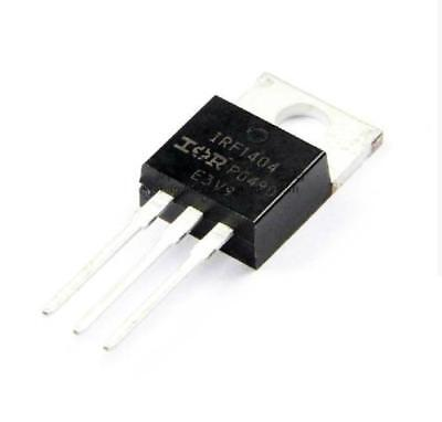 50 Pcs IRF1404 IRF1404 Power MOSFET TO-220
