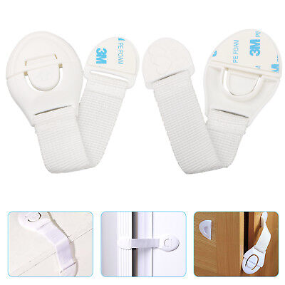 1 5 10 Children Baby Infant Kids Drawer Door Locks Cabinet Cupboard Safety Locks